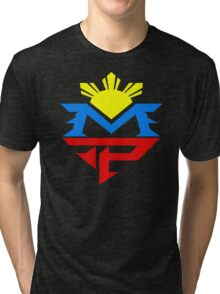 Manny 3 Tri-blend T-Shirt