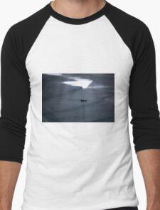 Lonely Boat Men's Baseball ¾ T-Shirt