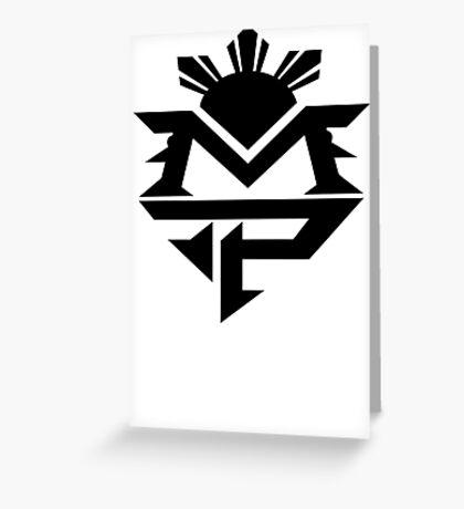 Manny 5 Greeting Card