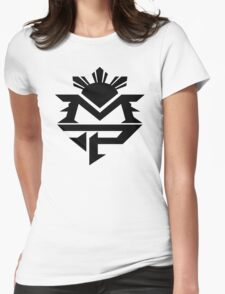 Manny 5 Womens Fitted T-Shirt