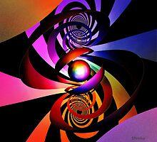 'As the Bubble Turns...' by Scott Bricker