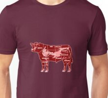 cow-graph Unisex T-Shirt