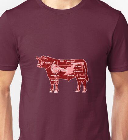 cow-graph Unisex T-Shirt