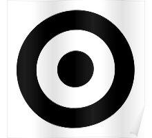 Black & White Mod Poster