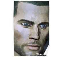 Shepard Poster
