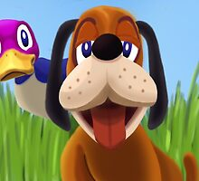 DuckHunt  by ChrisSlavin