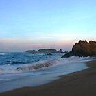 Playa Faro de Buscherias - Michoacan State, Mexico by Mils