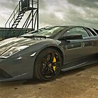 Lamborghini Murciélago LP640 by Steve  Liptrot