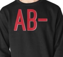 AB- Blood Type Pullover