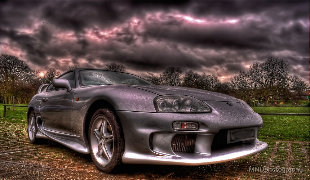 Supra Twin Turbo by MNDphotography