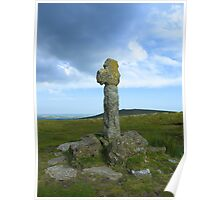 Dartmoor: Crosses Series - Spurrell's Cross Poster