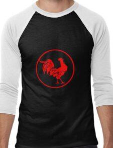 Rooster Men's Baseball ¾ T-Shirt
