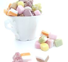 Dolly Mixture 2 by Samuel Fletcher