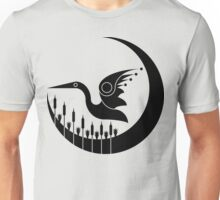 Soaring Over the Wetlands Unisex T-Shirt