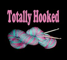 Totally hooked pink version by LyricalSixties