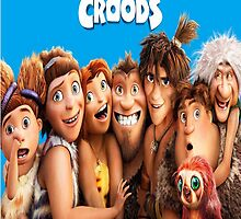 The Croods And family by JackCustomArt