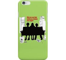 """Did you see that ludicrous display last night?""""  iPhone Case/Skin"""