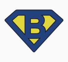 B letter Kids Clothes