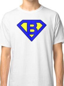 B letter Classic T-Shirt