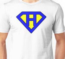 H letter Unisex T-Shirt