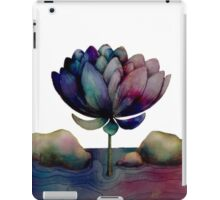 rainbow lotus flower iPad Case/Skin