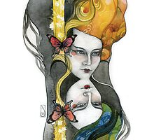 The Zodiac Series: Gemini by Patricia Ariel