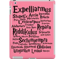 """Spells"" iPad Case/Skin"