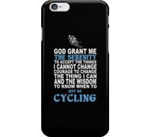 Funny Cycling Tshirts & Hoodies iPhone Case/Skin