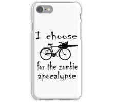 Apocalyptic Bike iPhone Case/Skin