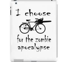 Apocalyptic Bike iPad Case/Skin