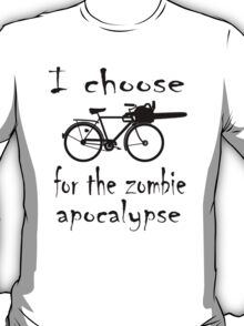 Apocalyptic Bike T-Shirt
