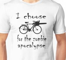 Apocalyptic Bike Unisex T-Shirt
