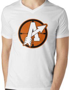 Orangetown Assassins Mens V-Neck T-Shirt