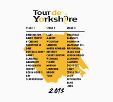 Tour de Yorkshire 2015 Tour T-Shirt