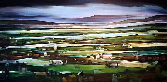 Displacement by Victoria Stanway