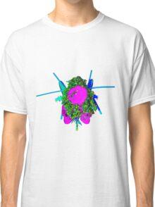 skulls pokeball tree helicopter  Classic T-Shirt