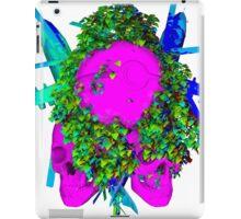skulls pokeball tree helicopter  iPad Case/Skin