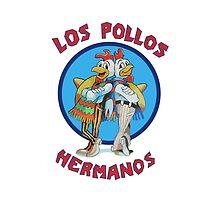 Los Pollos BB by Luke Mifsud