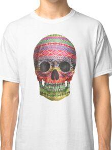 Navajo Skull  Classic T-Shirt