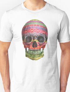 Navajo Skull  Unisex T-Shirt