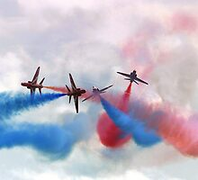 Red Arrows 2 by procapture
