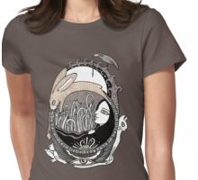 The Witching Hour Womens Fitted T-Shirt