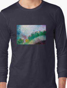 Among hills Long Sleeve T-Shirt