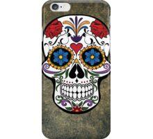 Skull Modern Art iPhone Case/Skin