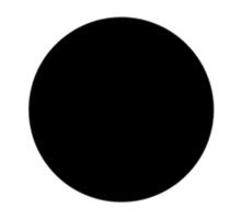 Black & White Mod Sticker