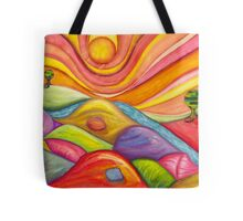Peace In Pieces Tote Bag