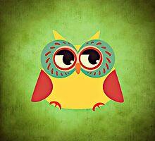 Owl by Sven  Herkenrath