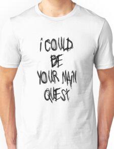 The Main Quest Unisex T-Shirt