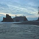 Ruby Beach by Christopher Barton
