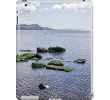 Back Beach 3 - Lyme Regis iPad Case/Skin